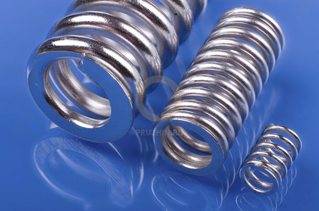 Клапанные пружины СППК - изготовление