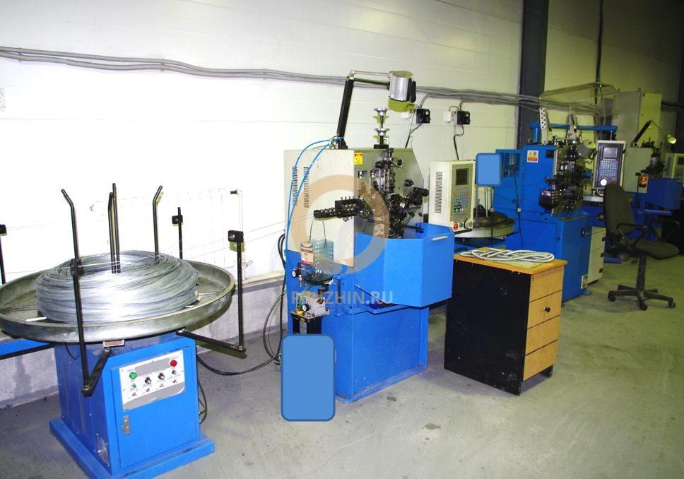 Производство пружин, изготовление пружин, пружины