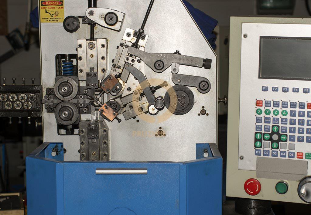 Пружинный завод, пружины от производителя