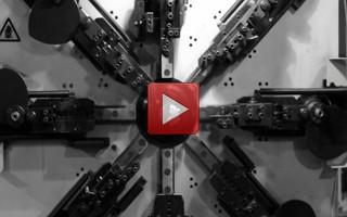 Как мы производим проволочные изделия, видео
